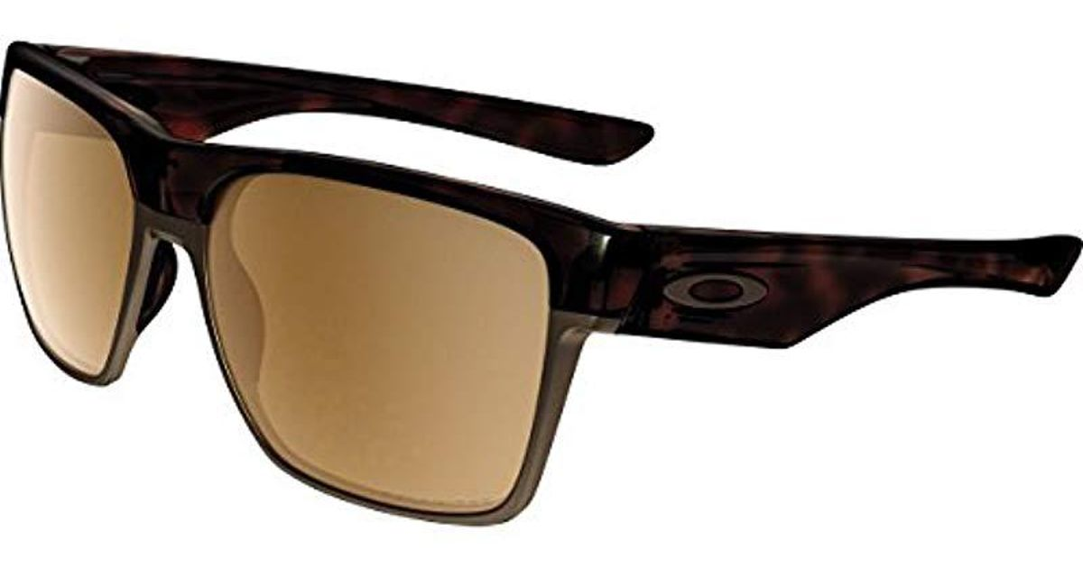 779a6937c4 Lyst - Oakley Two Face Xl Sunglasses - in Brown for Men