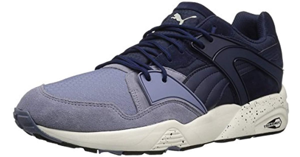 62f06ba73d88e PUMA - Blue Blaze Winter Tech Fashion Sneaker for Men - Lyst