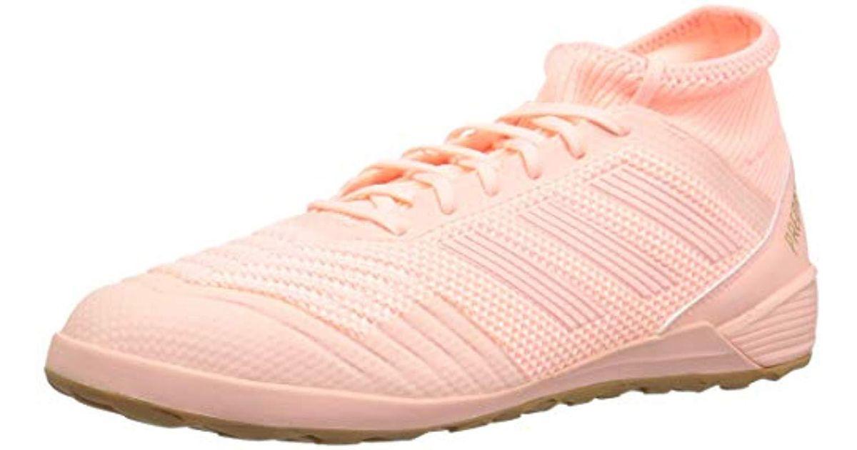 los angeles 15af3 ce39e Lyst - adidas Predator Tango 18.3 Indoor Soccer Shoe in Orange for Men