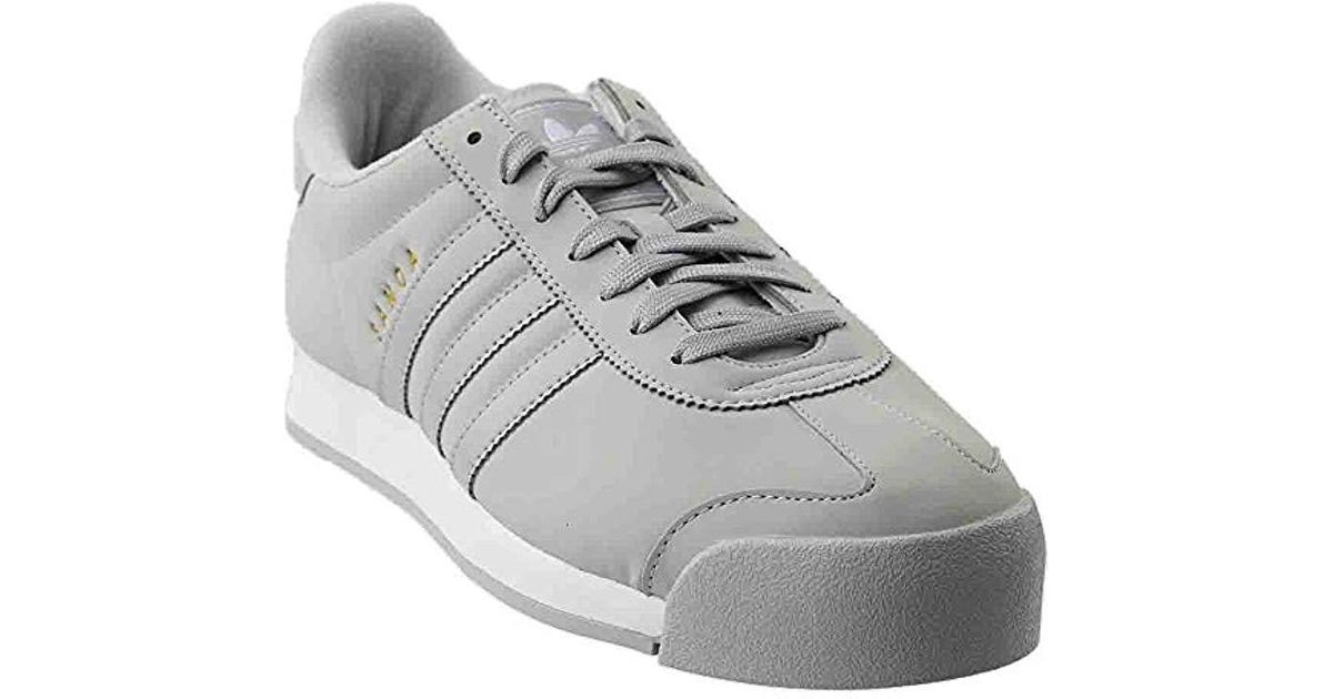quality design 90f9e 08665 Lyst - adidas Originals Samoa in Gray for Men