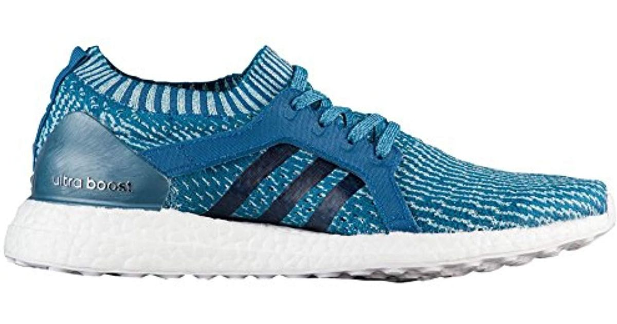 size 40 63fad c1bbf Adidas Originals - Blue Ultraboost Parley Running Shoe for Men - Lyst
