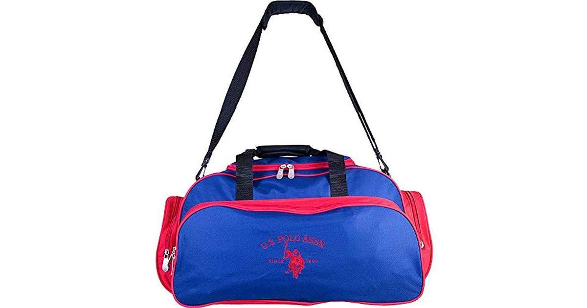 f7e217bd68a4 Lyst - U.S. POLO ASSN. Nylon Duffel Bag