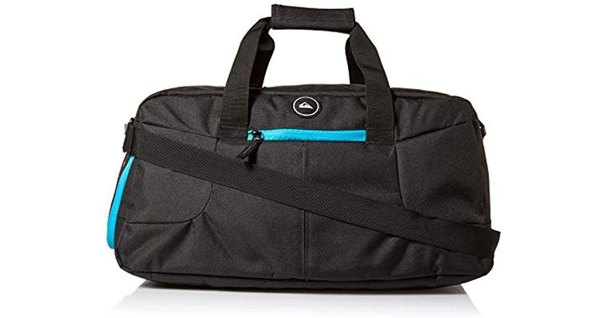 Lyst - Quiksilver S Medium Shelter Ii Black Backpack Size in Black for Men 1527d79d1fef2