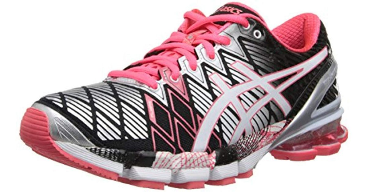 asics gel kinsei 5 rose