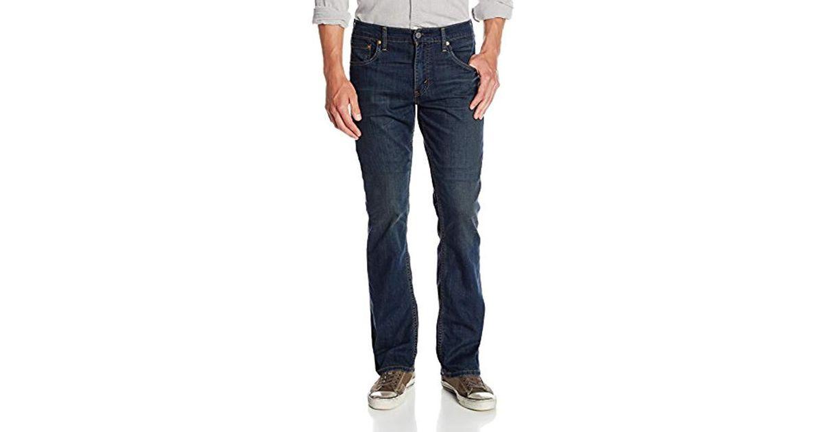 55c745ac8a Lyst - Levi s 527 Slim Bootcut Jean