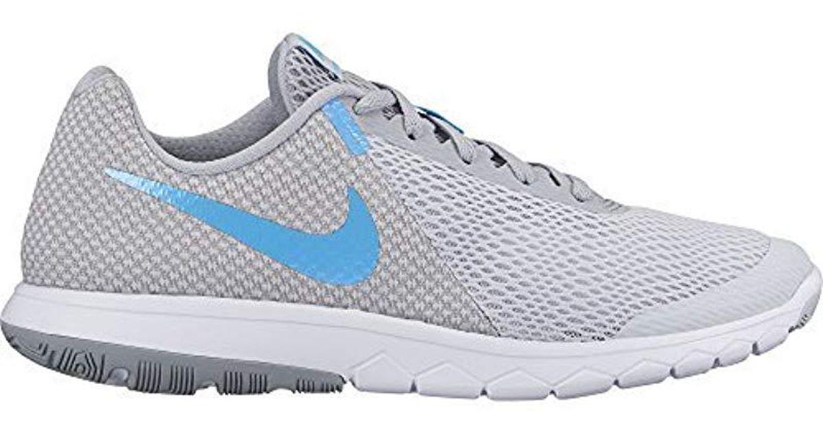 342eef5b8d7e8 Lyst - Nike Flex Experience Run 7 Shoe in Blue