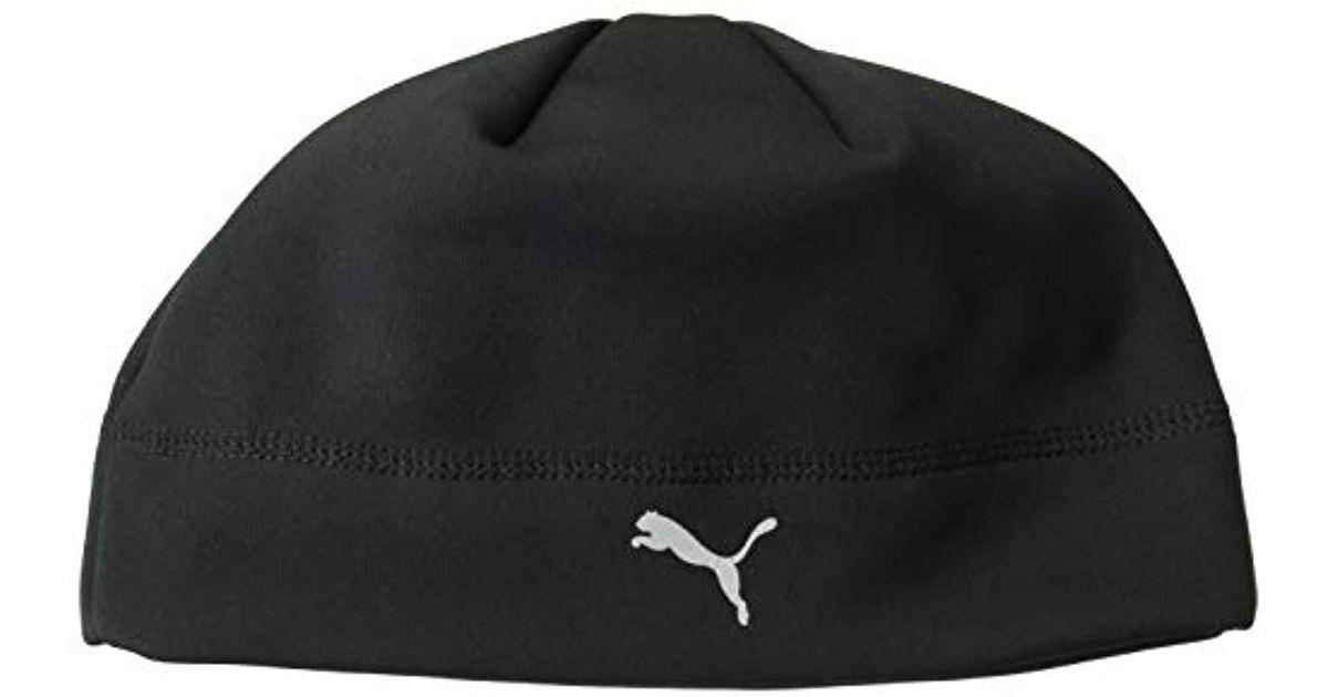 6f1ce432532 Lyst - PUMA Evercat Beanie in Black for Men