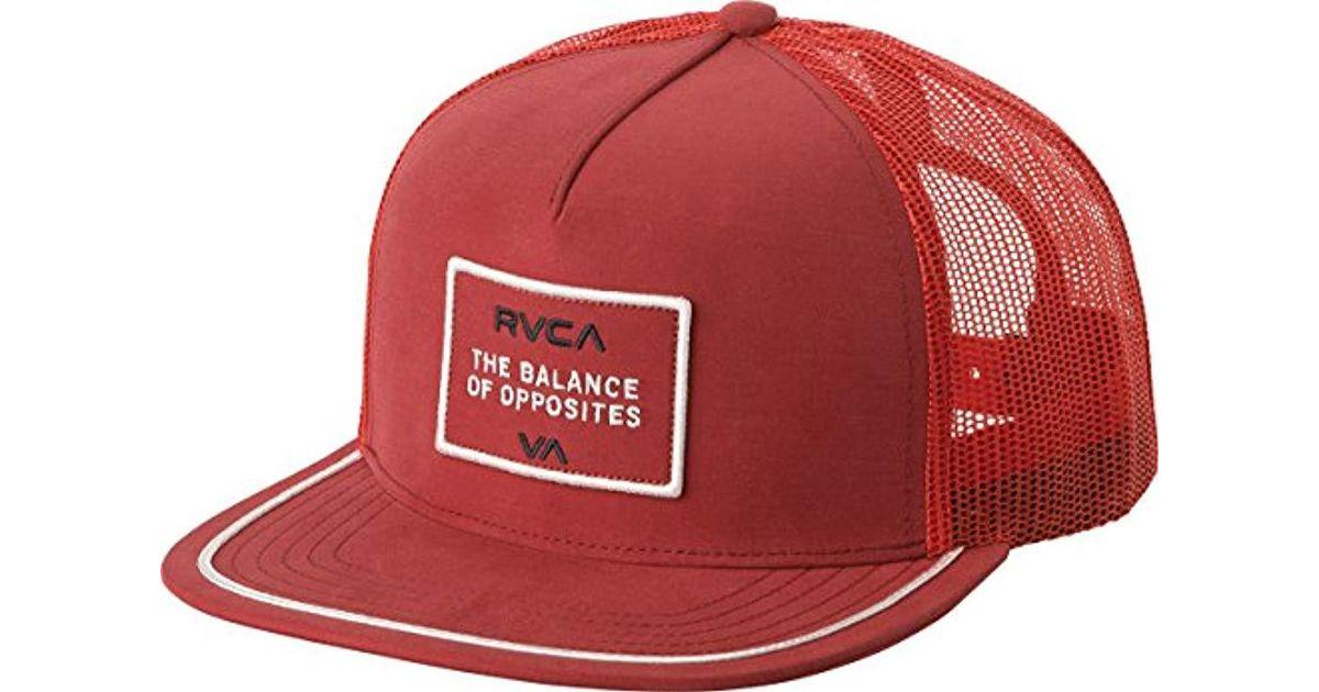 152a7a16ec1e8 spain red rvca hat b2ec4 e6385