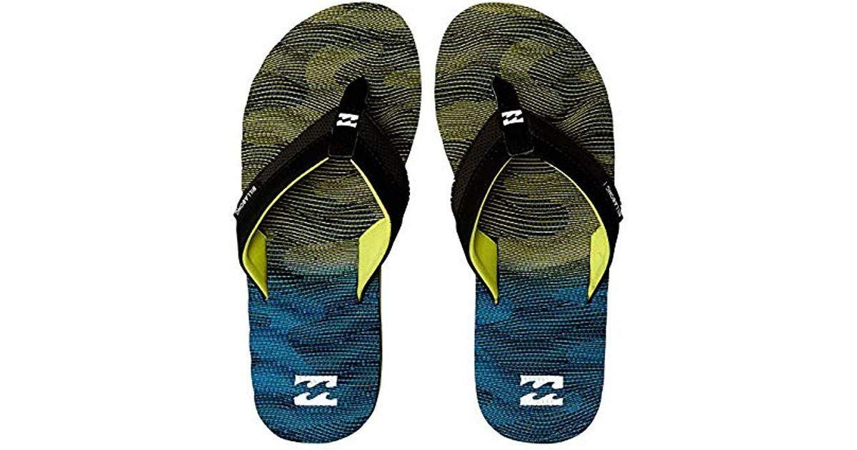 264b12c4766e8 Billabong - Black Dunes Resistance Beach & Pool Shoes for Men - Lyst