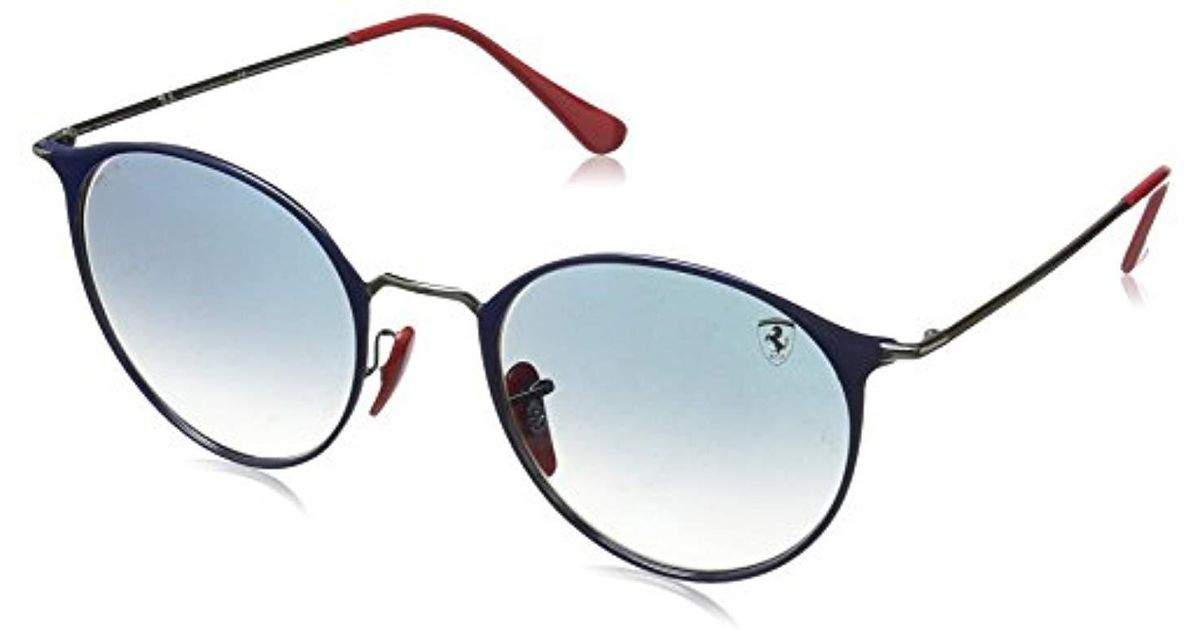 969a55c1f Ray-Ban , Rb3602m 51 Sunglasses 51mm in Blue for Men - Lyst