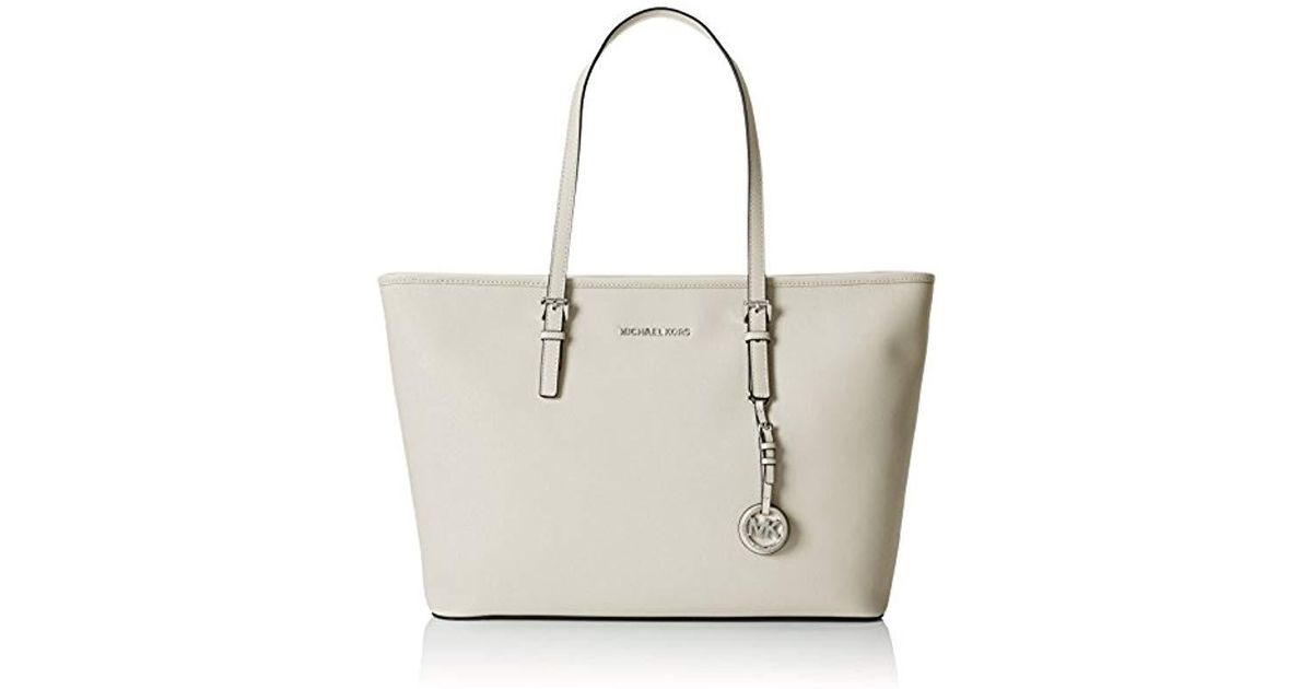 4ab1302ceda22 Michael Kors  s Shoulder Bag in Gray - Lyst