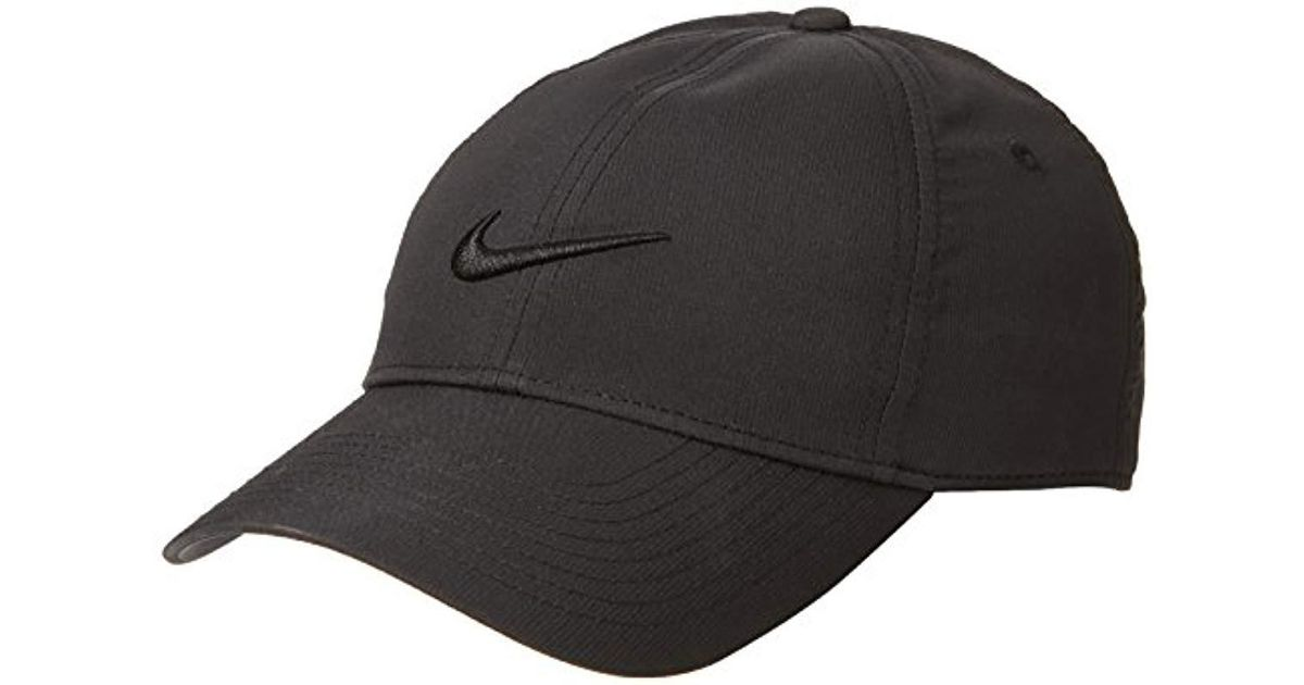 c81ce2728e5 Nike L91 Cap Core (blue Void anthracite dark Obsidian) Baseball Caps in  Black - Lyst