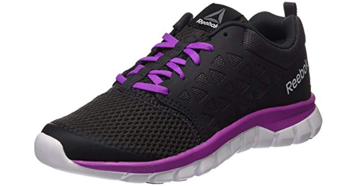 2f11942dff34 Reebok Sublite Xt Cushion 2.0 Mt Running Shoes Grey in Gray - Lyst