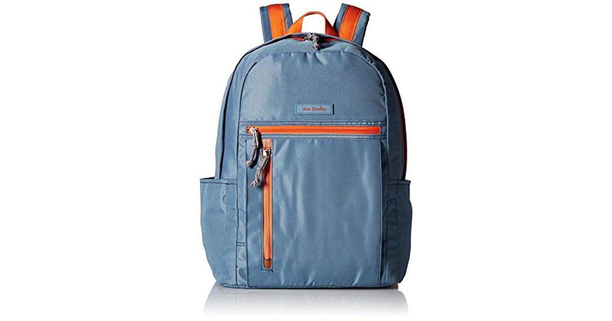 Lyst - Vera Bradley Lighten Up Small Backpack c9a785af00a95