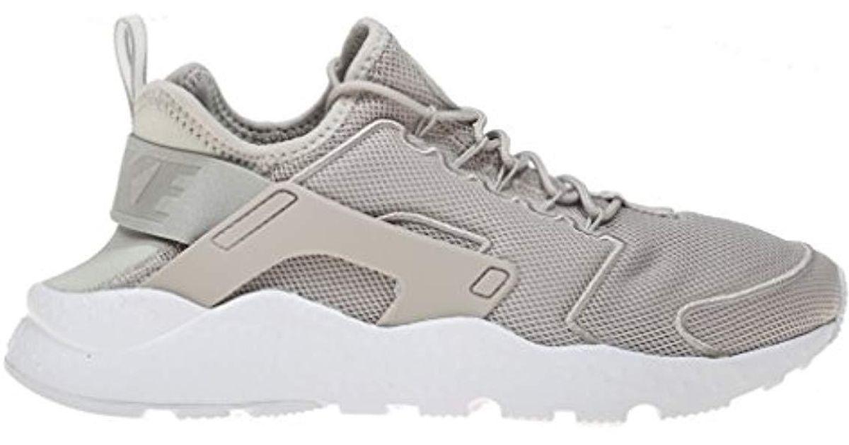 8a78764759dc Nike  s Wmns Air Huarache Run Ultra Br Gymnastics Shoes in Gray - Lyst