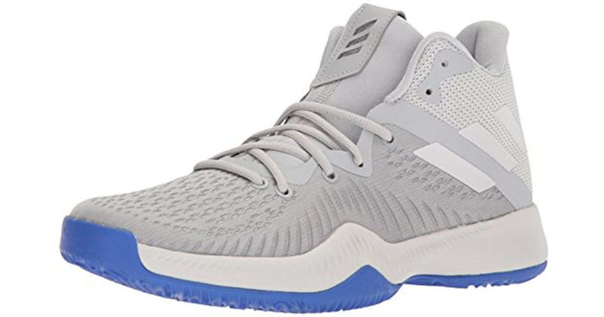 more photos 71826 faa9e Lyst - adidas Mad Bounce Basketball Shoe in Gray for Men - Save 29%
