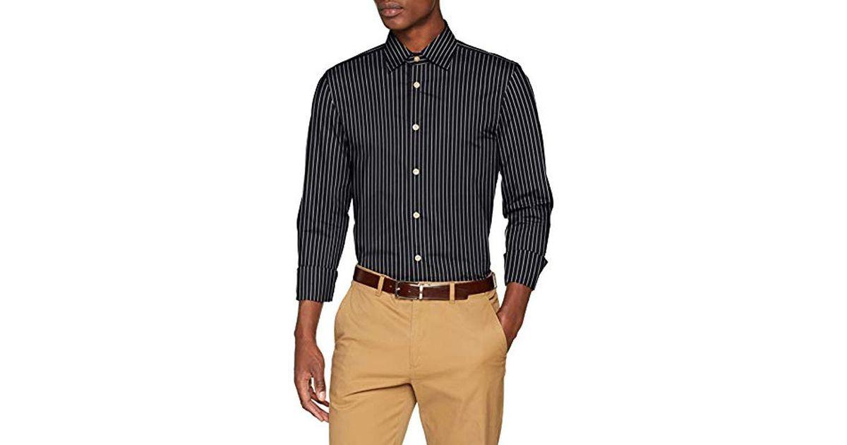 d856abcf5aa G-Star RAW Core Super Slim Shirt L s Sweatshirt in Blue for Men - Save 7% -  Lyst