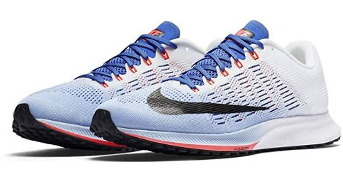 quality design f835c d6249 Nike - Blue Wmns Air Zoom Elite 9 Running Shoes - Lyst