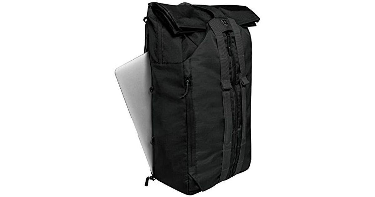 3efbdf2c0c70 Lyst - Victorinox Altmont Active Deluxe Duffel Laptop Backpack Backpack in  Black for Men