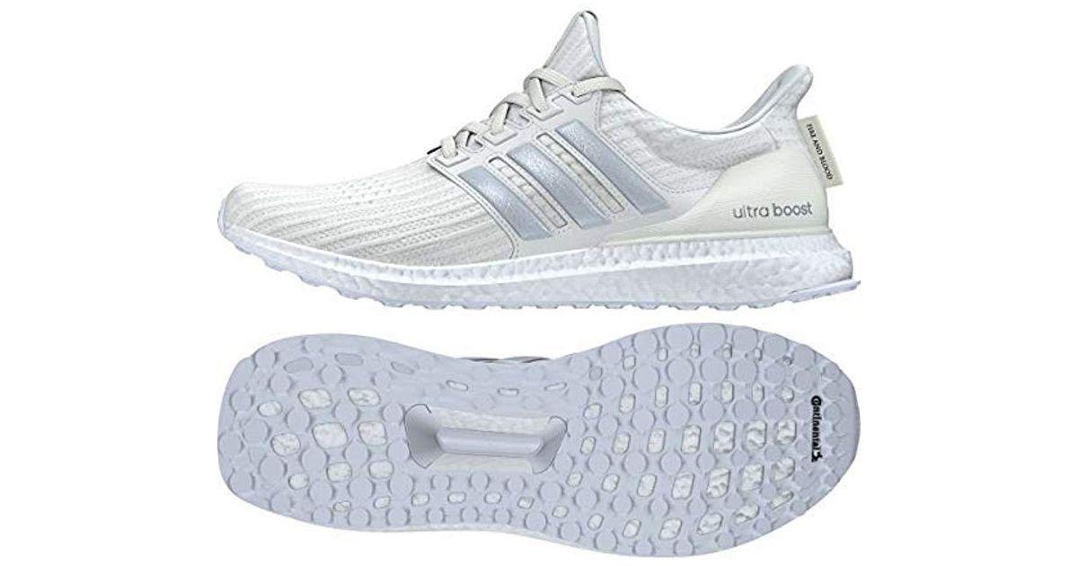 ff33ba74c2e2a Adidas Originals - Metallic Adidas Ultraboost Running Shoes for Men - Lyst