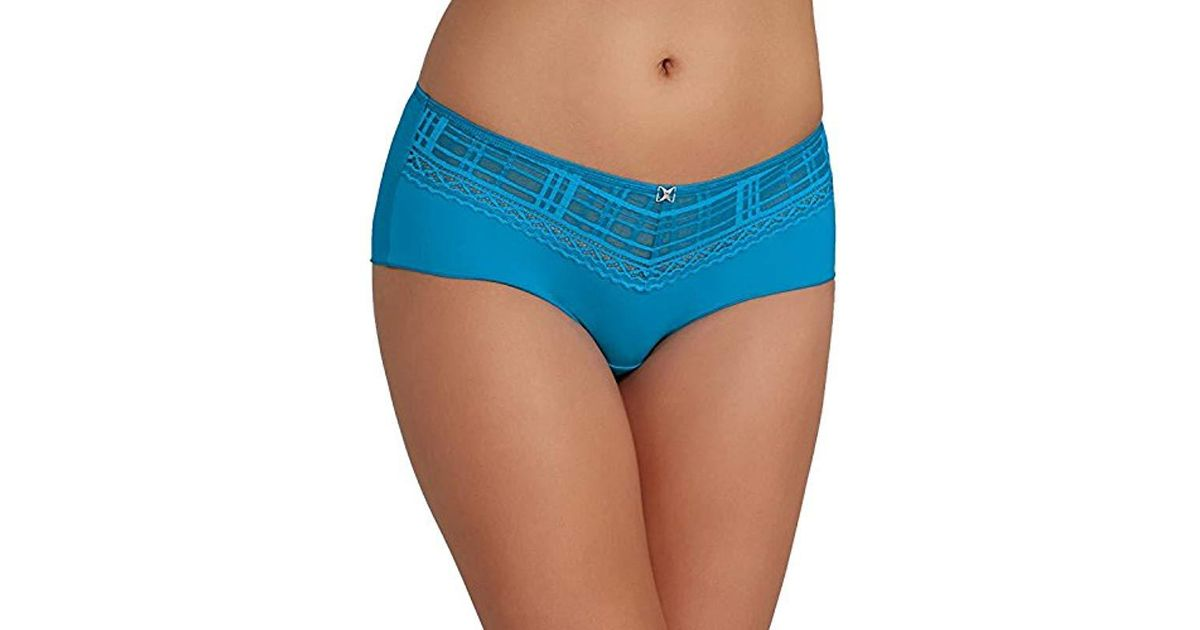 39345921f00 Lyst - Freya Plus Size Tempo Short in Blue