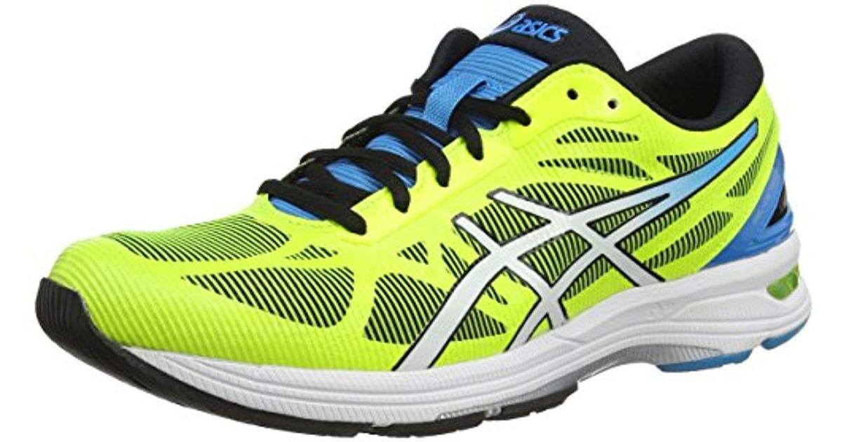 newest 9dca6 521b6 Asics - Yellow Gel-ds Trainer 20 Nc, Running Shoes for Men - Lyst