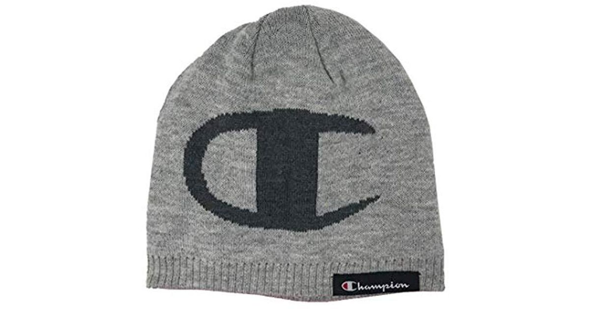 4bc914d5883d7 Lyst - Champion Winter Beanie for Men