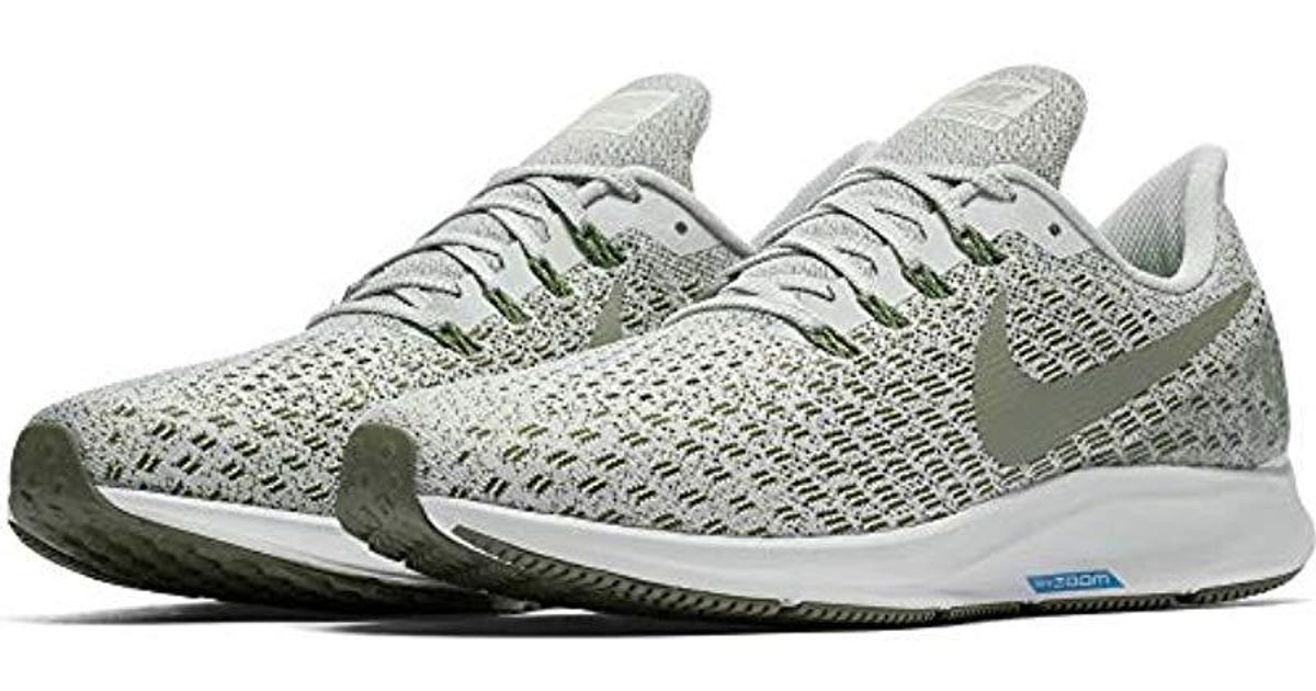 separation shoes df21a 05edd Nike - Metallic Air Zoom Pegasus 35 Fitness Shoes for Men - Lyst