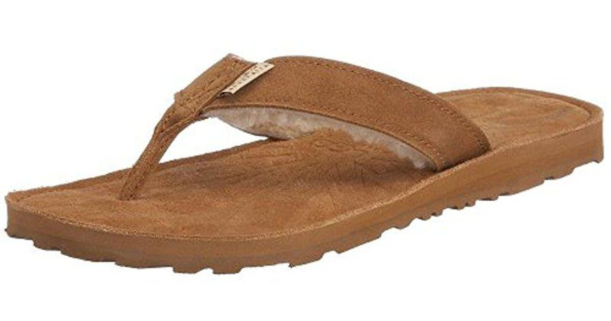 c5e626dac11f Lyst - UGG Tasmina Chestnut Sandal in Brown