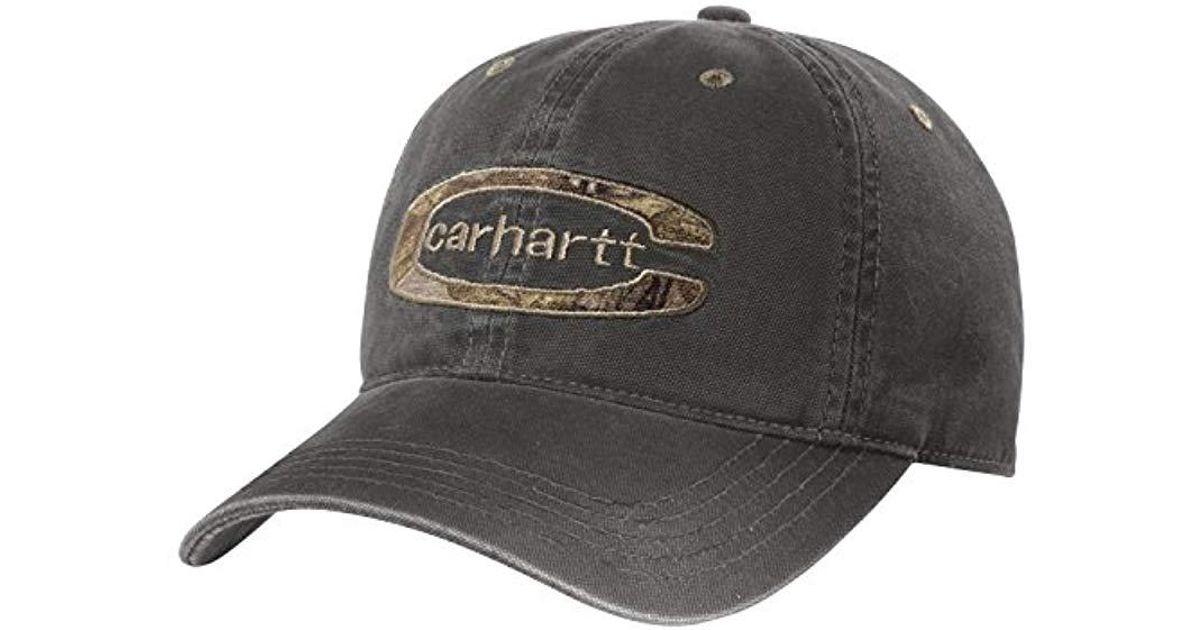 Lyst - Carhartt Cedarville Cap in Gray for Men c1719767bfa6