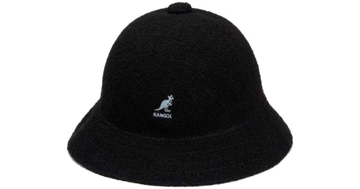 688bdaeb5 Kangol - Black Bermuda Casual Bucket Hat Classic Style for Men - Lyst