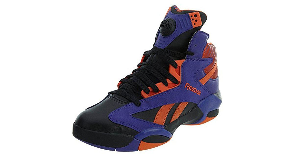 c551da1d0da Lyst - Reebok Shaq Attaq Fashion Sneaker for Men