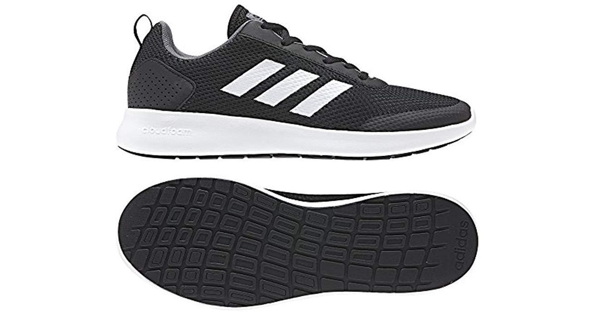 4ebb41619a7d adidas Cloudfoam Element Race Running Shoes in Black for Men - Lyst