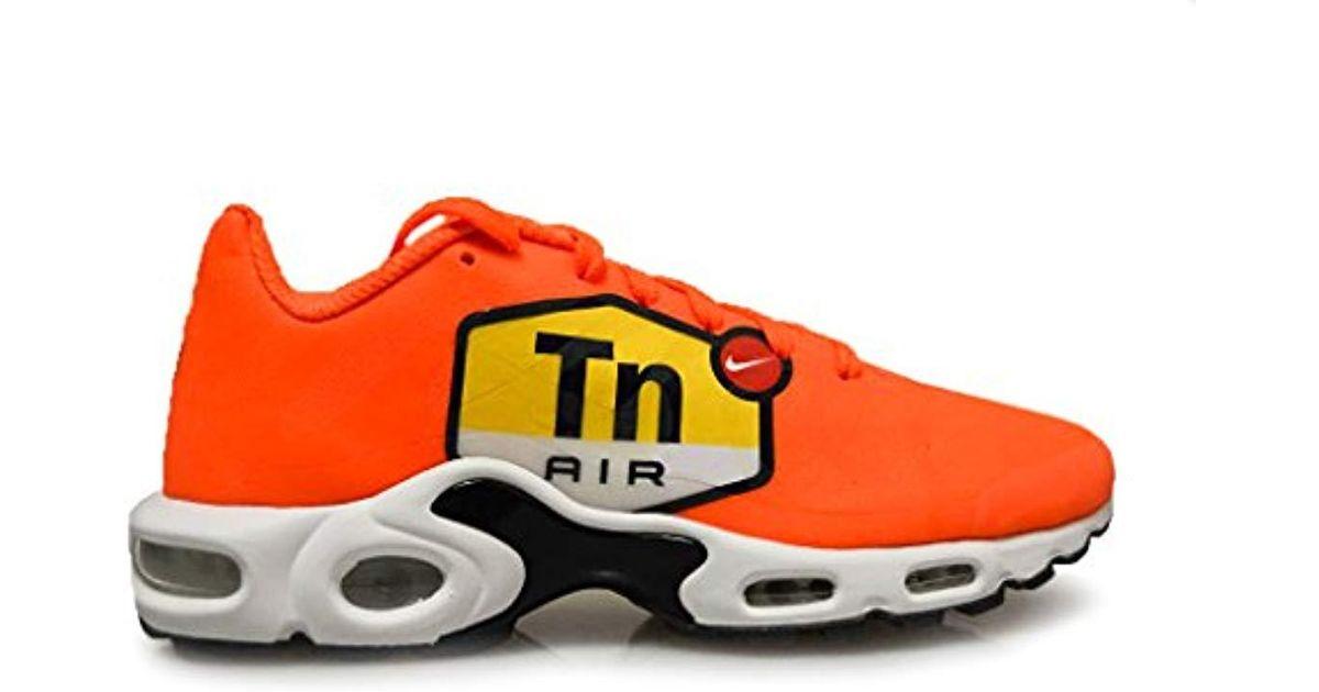 Nike Orange S Air Max Plus Ns Gpx uk 6.5  Eur 40.5  Us 7.5 for Men Lyst