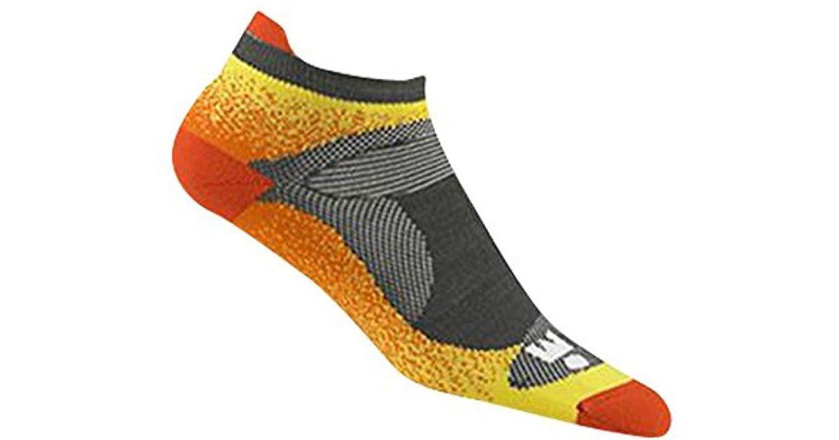 6f174757c646 Lyst - Wigwam Ironman Flash Pro Low Cut Running Socks in Gray for Men