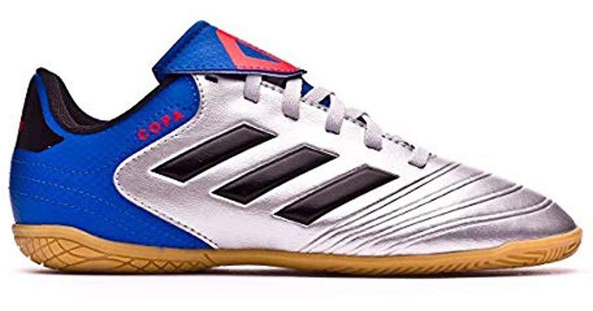 78774982c adidas Unisex Adults  Copa Tango 18.4 In J Futsal Shoes