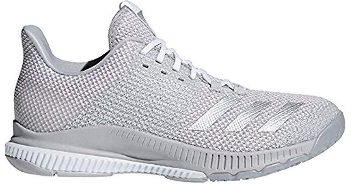brand new a7aae db601 Lyst - adidas Crazyflight Bounce 2 Volleyball Shoe in Gray