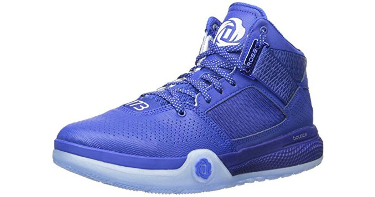 7426953b3297 Lyst - adidas Performance D Rose 773 Iv Basketball Shoe in Blue for Men