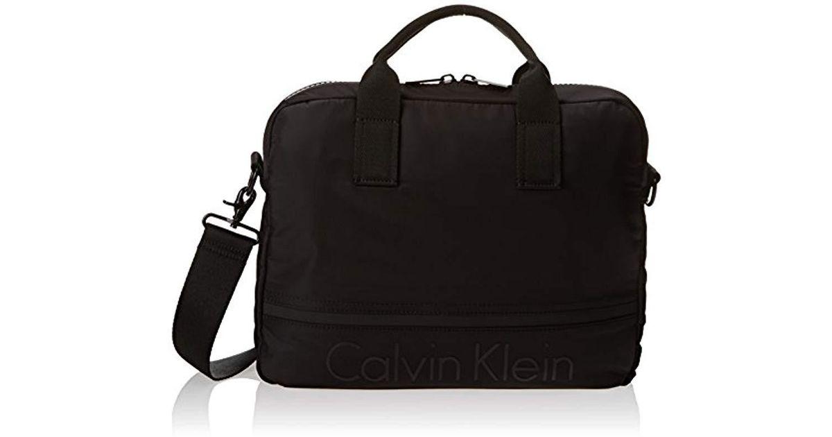 e588268633 Calvin Klein K50k502852 School Bag in Black for Men - Lyst