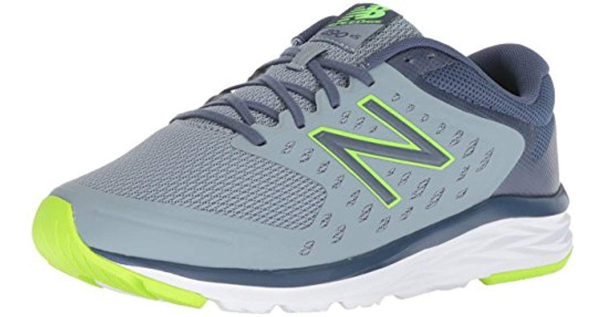 wholesale dealer f8ab5 c6f52 New Balance - Gray 490v5 Running Shoe for Men - Lyst