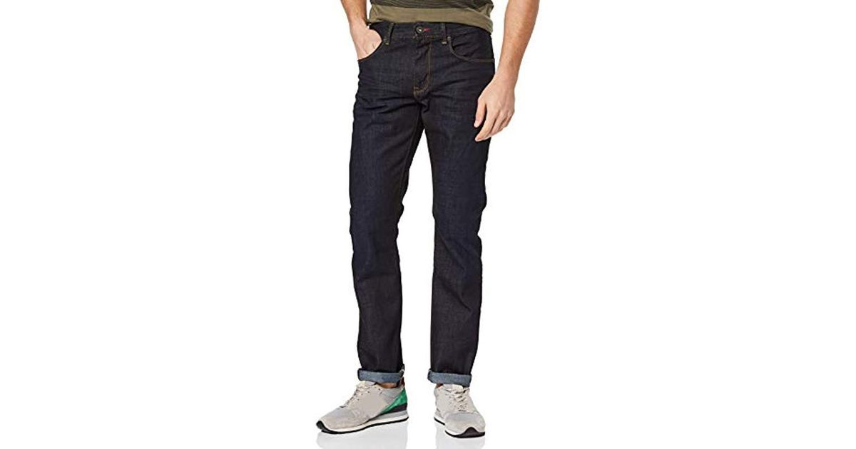 a0819298 Tommy Hilfiger Mercer B Straight Relaxed Jeans in Blue for Men - Lyst