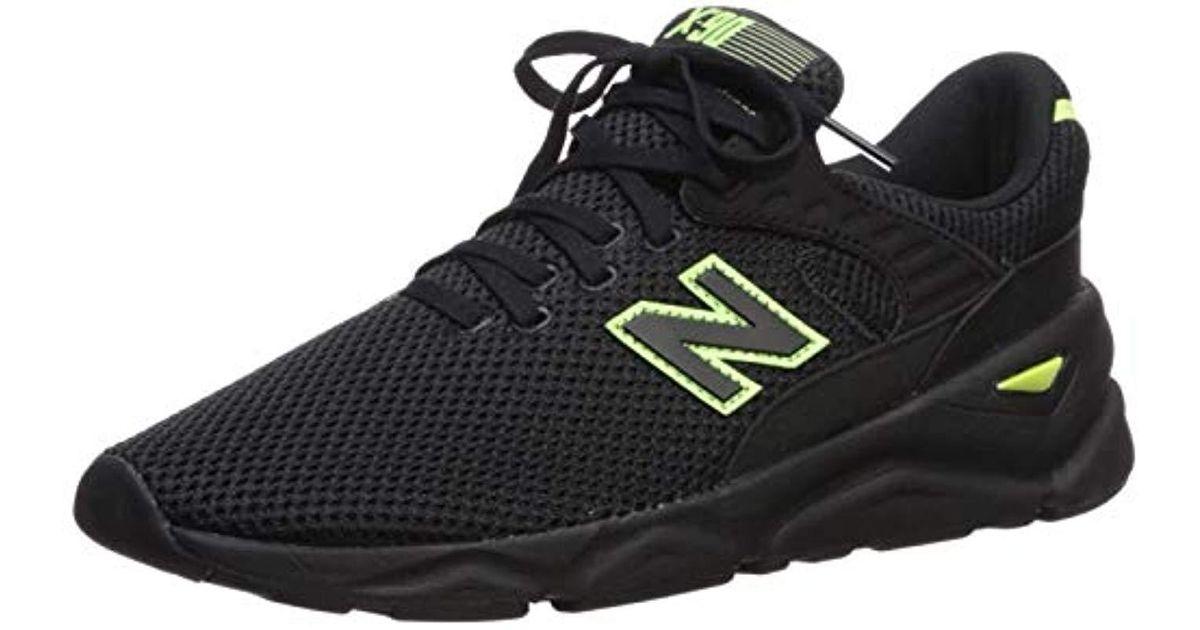 New Balance Black X90 V1 Sneaker for Men Lyst