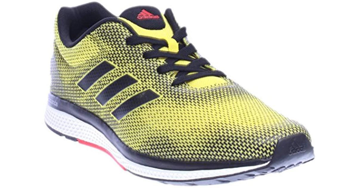29a757c68 adidas Mana Bounce 2 M Aramis Running Shoe in Yellow - Lyst