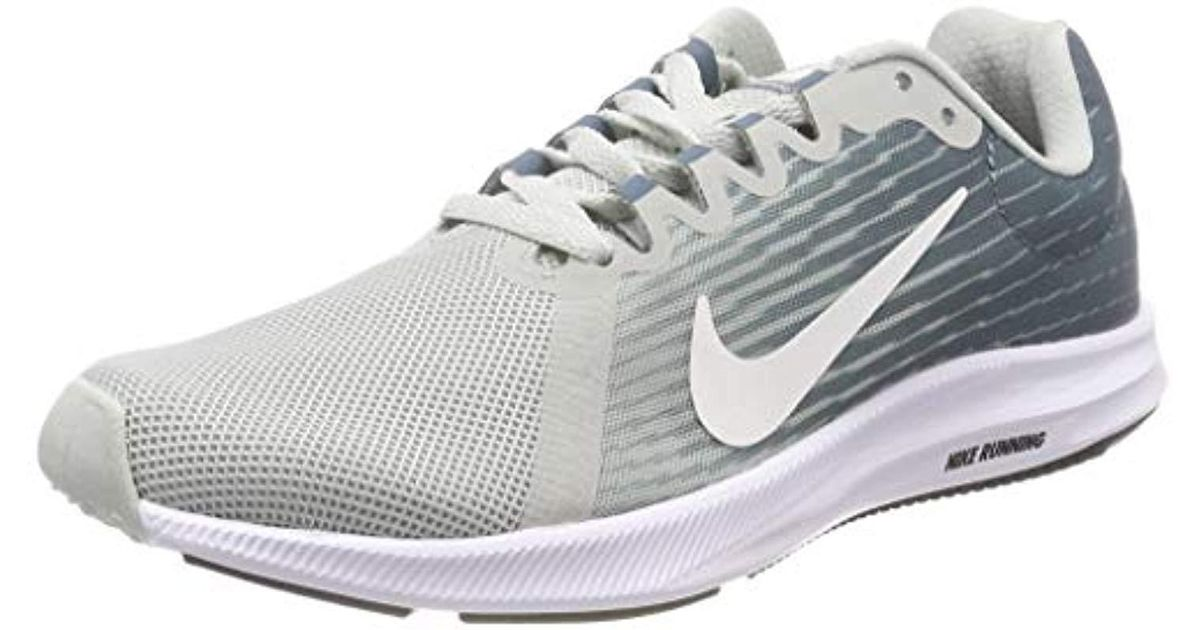 2f64a838ae263 Nike Wmns Downshifter 8 Running Shoes in Gray - Save 4% - Lyst