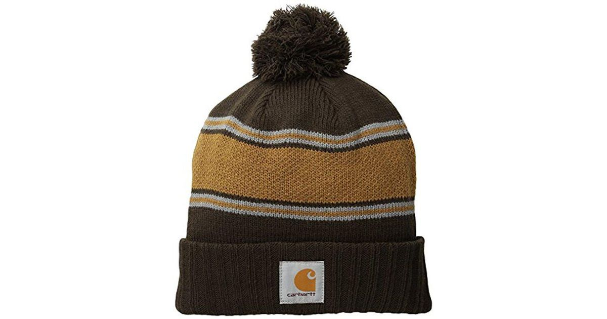 Lyst - Carhartt Rexburg Graphic Hat in Brown for Men e211104e6946