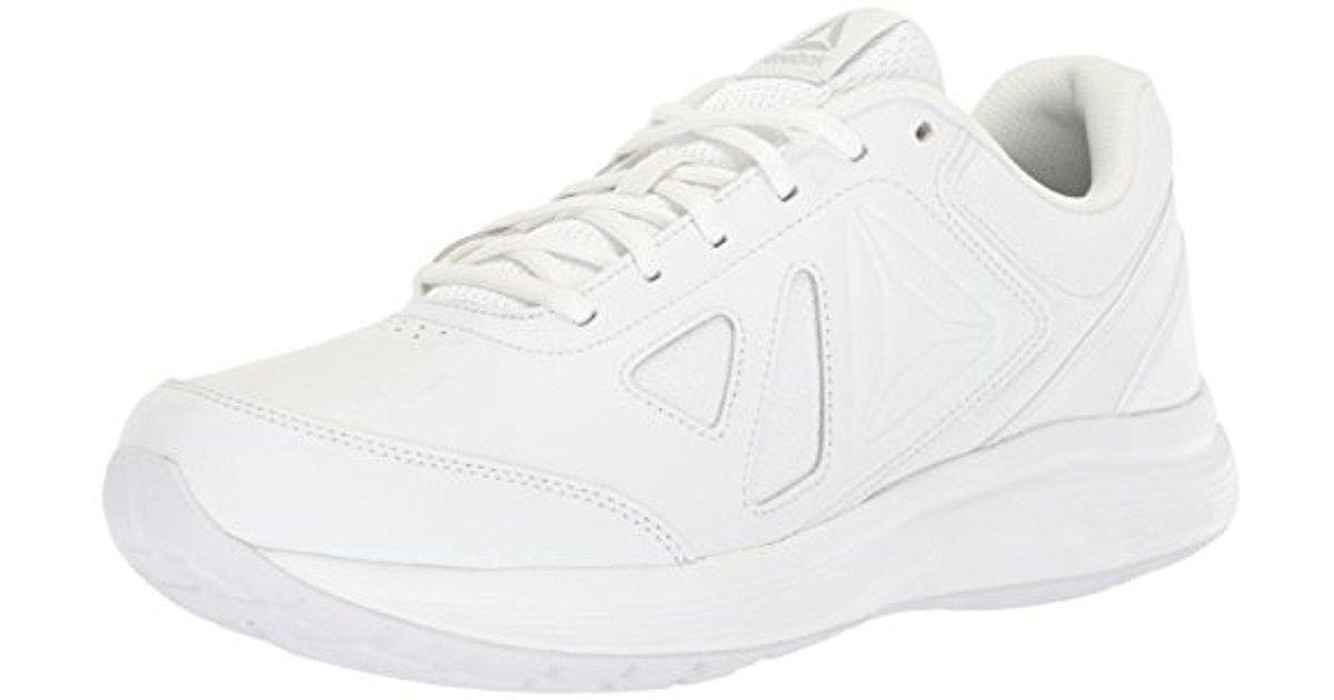 fdcaef0b0 Reebok Walk Ultra 6 Dmx Max Sneaker in White for Men - Lyst