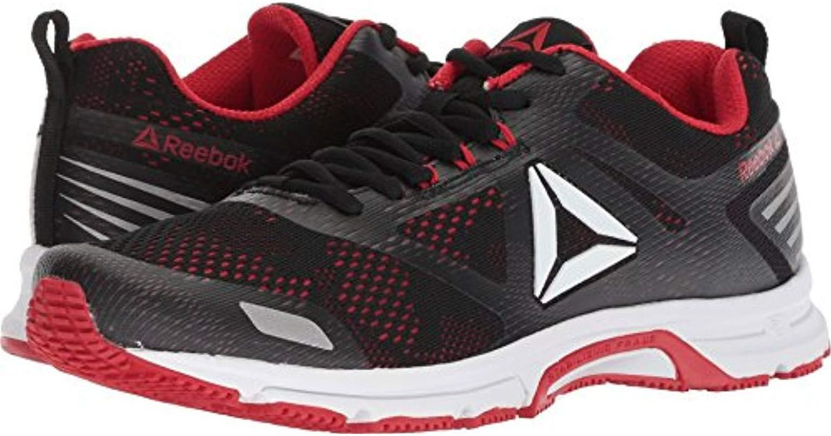 779a11bed6a Lyst - Reebok Ahary Runner Running Shoe in Black for Men - Save 35%
