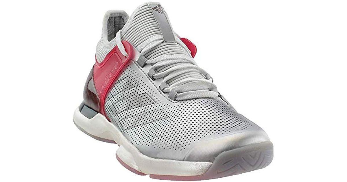 aadb15759 Lyst - adidas Adizero Ubersonic 2 Ltd Tennis Shoe for Men - Save 36%