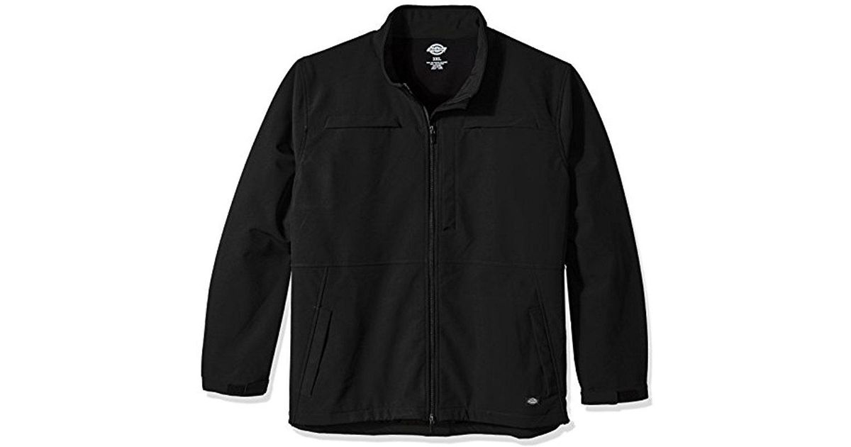 a69e1bdea53e Lyst - Dickies Tactical Softshell Jacket Big in Black for Men - Save 2%