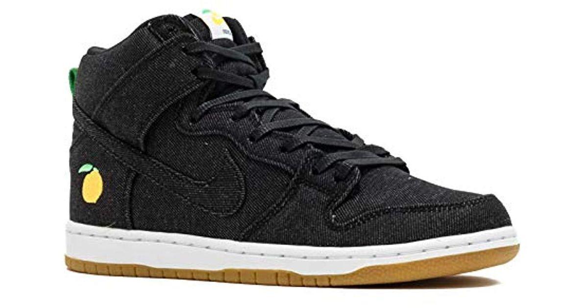newest f7b9e d968f Nike - Black Dunk High Pro Sb 'momofuku' for Men - Lyst